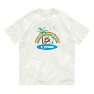 だいきちサマーホリデー Organic Cotton T-shirts
