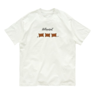 Hillopossu Organic Cotton T-shirts