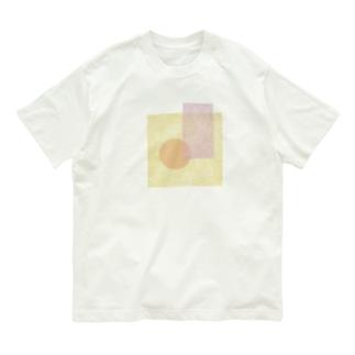 マルとシカク Organic Cotton T-shirts