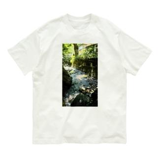貴船 Organic Cotton T-shirts