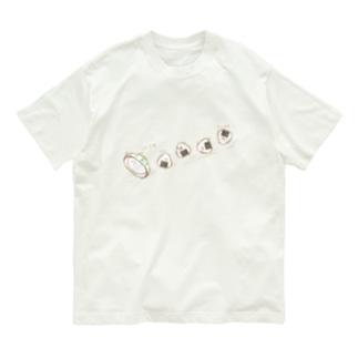 ごはんくんの日常01 Organic Cotton T-shirts