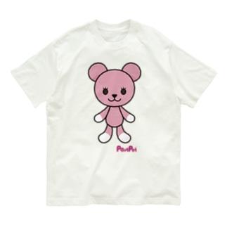 限りなくふだんどおりのモモ Organic Cotton T-shirts