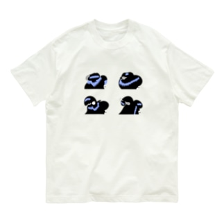 wiggy  Organic Cotton T-shirts
