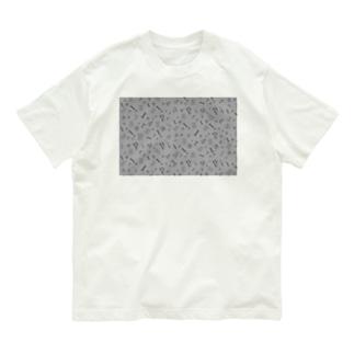 アプレールラッピング(モノトーン) Organic Cotton T-shirts