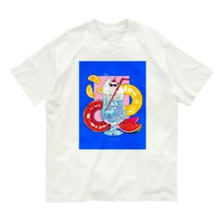 サマーバケーション Organic Cotton T-shirts