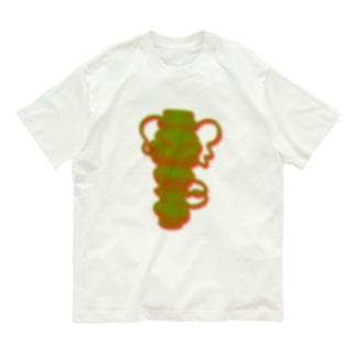 いろちのツボ Organic Cotton T-shirts
