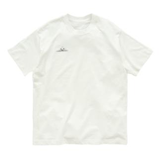 小さなはんぺん白太郎 Organic Cotton T-shirts