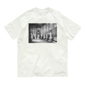 ウェストミンスター宮殿<アンティーク・フォト> Organic Cotton T-shirts