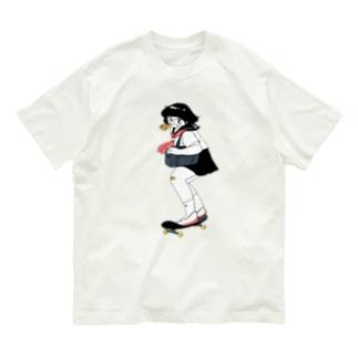 遅刻遅刻!2 Organic Cotton T-shirts
