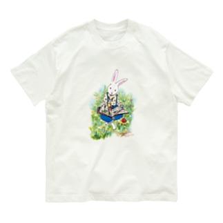 ふたりの時間 Organic Cotton T-shirts
