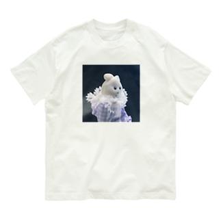 くまきちよこがお Organic Cotton T-shirts