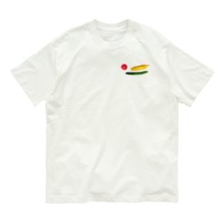 イイ感じの夏野菜 Organic Cotton T-shirts