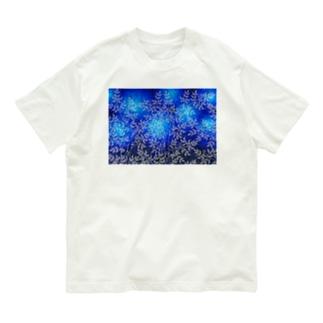森の猫たち Organic Cotton T-shirts