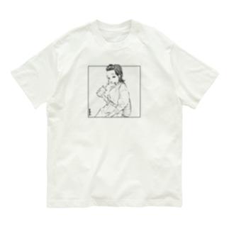 路上飲み Organic Cotton T-Shirt