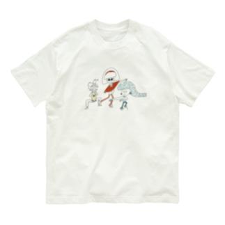 いかした女の子たち Organic Cotton T-shirts