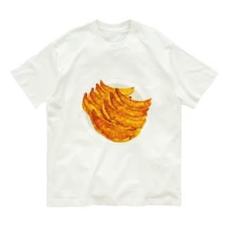 ギョーザです Organic Cotton T-Shirt