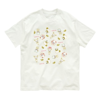 眷属ランダム Organic Cotton T-shirts