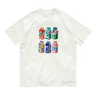 モーモーミルク Organic Cotton T-shirts