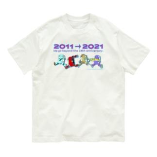 メカトロウィーゴALL! Organic Cotton T-shirts