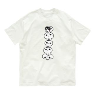 タワーくらげ Organic Cotton T-shirts