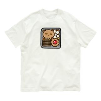 ハッピーつまったクッキーくらげ Organic Cotton T-shirts