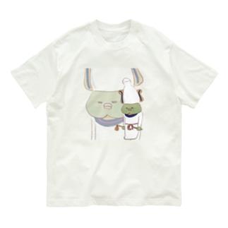 おしりすご立腹 Organic Cotton T-shirts