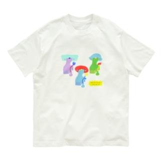 うちゅうじんの石膏像👽🔥 Organic Cotton T-shirts