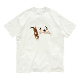 ねっころがる Organic Cotton T-shirts