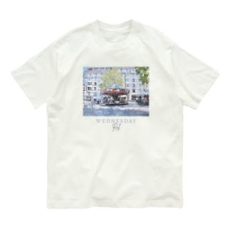WEDNESDAY tee Organic Cotton T-shirts
