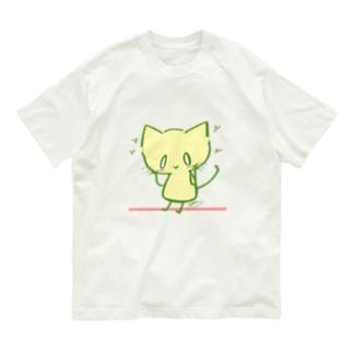はぴなご! Organic Cotton T-shirts