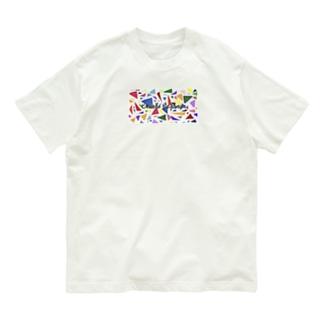 Nanno GaRanan(何の柄なん) Organic Cotton T-shirts