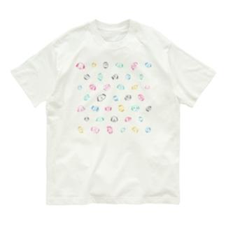 ナンディー×ナンディー Organic Cotton T-shirts