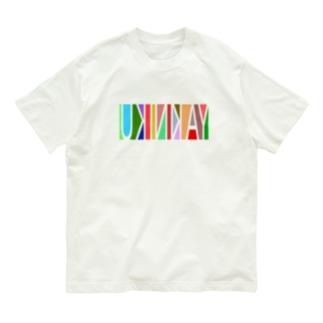 やきにく Organic Cotton T-shirts