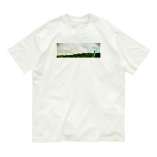 土手 Organic Cotton T-shirts