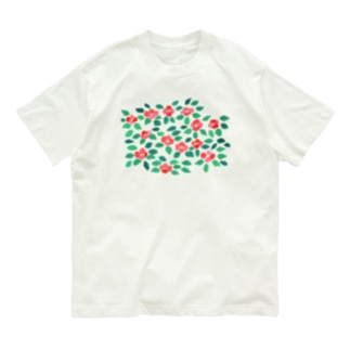 椿 Organic Cotton T-shirts