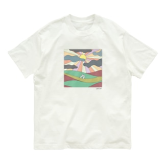 goodbye socks day Organic Cotton T-shirts