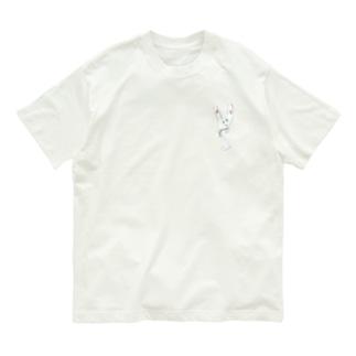 兎 Organic Cotton T-shirts
