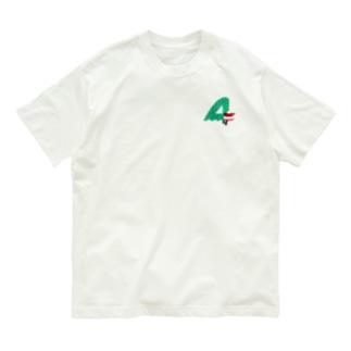 えんぎものすうじ 4 ししまい Organic Cotton T-shirts