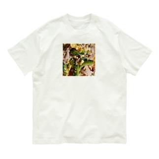 ある日のゴーヤーチャンプルー Organic Cotton T-shirts