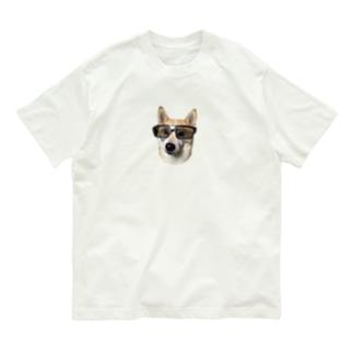 サングラス美人 Organic Cotton T-shirts