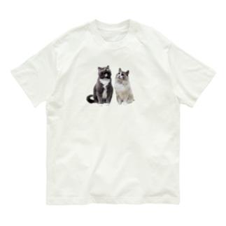一松&ニコ その2 Organic Cotton T-shirts
