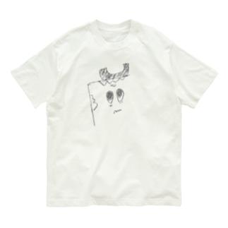 ユトリデラックスのユトリデラックス(イラスト) Organic Cotton T-shirts