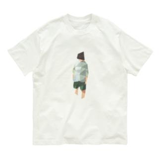 boy Organic Cotton T-shirts