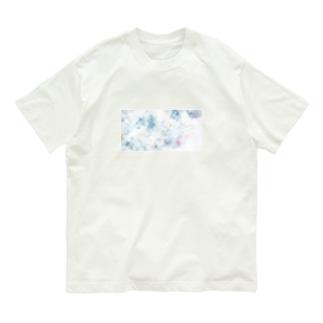 One day 雪椿 Organic Cotton T-shirts