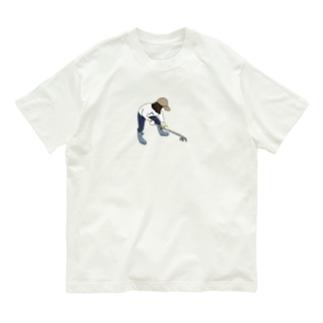 いもほり Organic Cotton T-Shirt