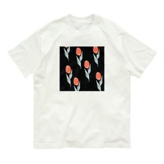 ちゅーりっぷ Organic Cotton T-shirts