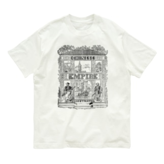 THE CHINESE EMPIRE Organic Cotton T-shirts