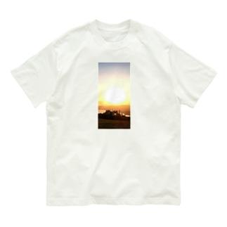 サンシェード Organic Cotton T-shirts
