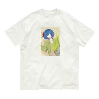 塗料 Organic Cotton T-shirts