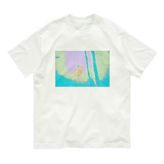 水族館の人気者 Organic Cotton T-shirts